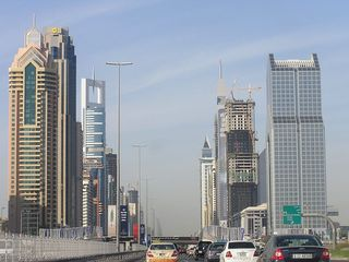 Shiekh Zayed Road
