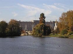 St. James Park and Buckingham Palace