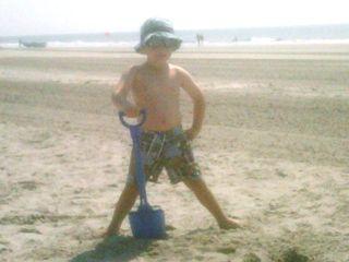 Sand Scultor