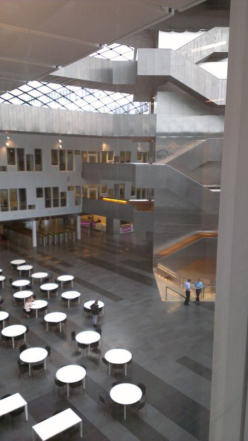 Inner sanctum STO Oslo