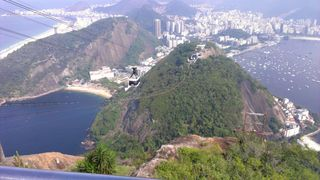 Rio from top of Sugar Loaf